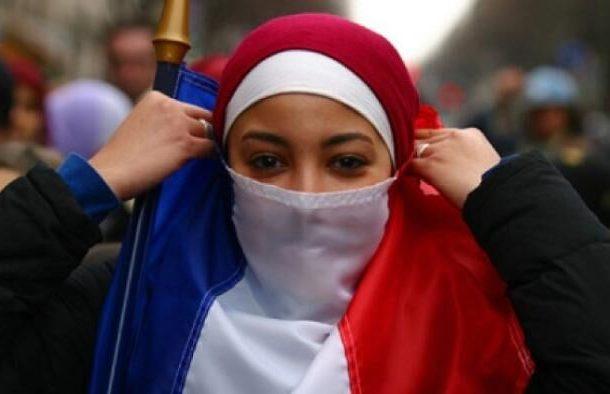 اسلام هراسی آشکار در فرانسه