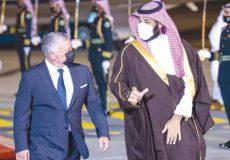 کودتای سعودیها در اردن ناکام ماند