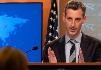 آمریکا گفتوگو درباره تبادل زندانی با ایران را ادامه میدهد