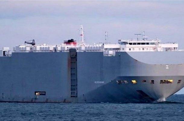 هدف قرار گرفتن کشتی اسرائیلی در نزدیکی سواحل امارات