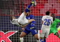 لیگ قهرمانان اروپا  بایرن و پورتو حذف شدند