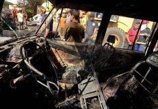 منابع عراقی: ۱۰ شهید در پی انفجار تروریستی در بغداد