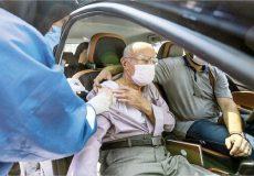 ۸۵ درصد افراد بالای ۶۰ سال در تهران واکسن کرونا زده اند