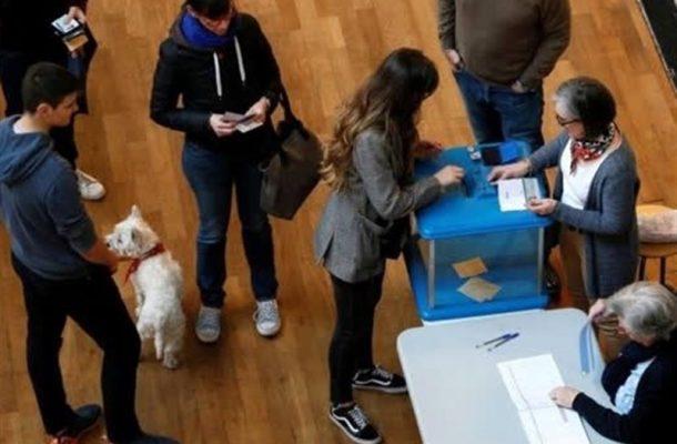 ثبت رکورد کمترین مشارکت انتخاباتی در فرانسه