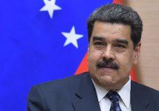 مادورو تلفنی با رئیس جمهور منتخب ایران گفتگو کرد