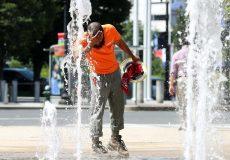 گرمای بی سابقه در کانادا و آمریکا ۶۹ کشته برجا گذاشت