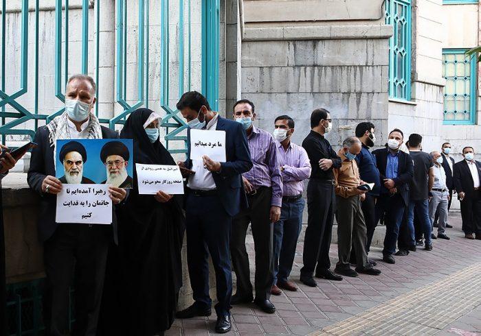 انتخابات ۱۴۰۰ شکوه حضور