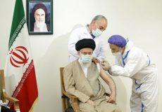 رهبر انقلاب پس از دریافت دُز اول واکسن «کوو ایران برکت»: باید افتخار ملی «واکسن ایرانی» را پاس بداریم