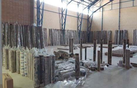 تشخیص فرش اصل ۷۰۰ ، ۱۰۰۰ و ۱۲۰۰ شانه + خرید فروشگاه زر فرش