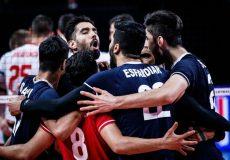 پیروزی مقتدرانه ایران برابر بلغارستان