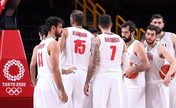 بسکتبال ایران بدون پیروزی المپیک توکیو را ترک کرد