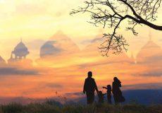 از گلستان خانواده تا کلبه احزان جامعه