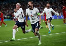 پیروزی انگلیس مقابل دانمارک سخت کوش با «پنالتی مشکوک»