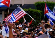 وزیر خارجه کوبا: آمریکا مستقیما در اعتراضات کوبا نقش دارد