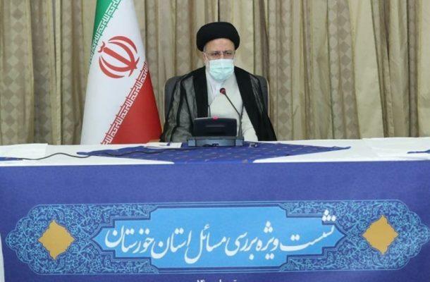 آیتالله رئیسی: مردم خوزستان دِین خود را به انقلاب و امنیت کشور ادا کردهاند