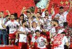 سرخپوشان پایتخت قهرمان لیگ برتر فوتبال شدند