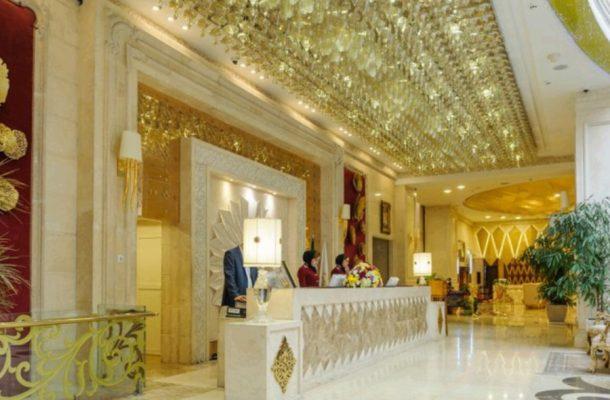 با یکی از لوکس ترین هتلهای نزدیک به حرم در مشهد آشنا شوید