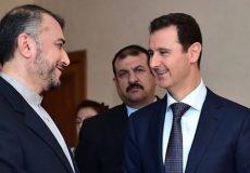 سوریه خط مقدم دیپلماسی اقتصادی
