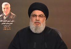 سید حسن نصرالله: سفارت آمریکا بحران کنونی لبنان را مدیریت میکند