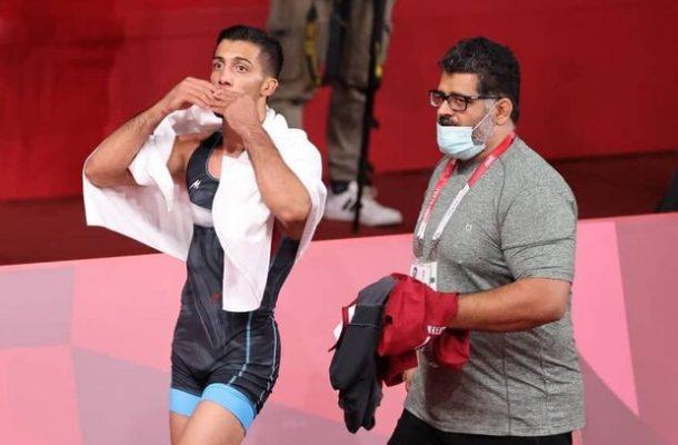 نخستین طلای کشتی بر سینه «گرایی» درخشید/ علی داودی نایب قهرمان وزنه برداری شد