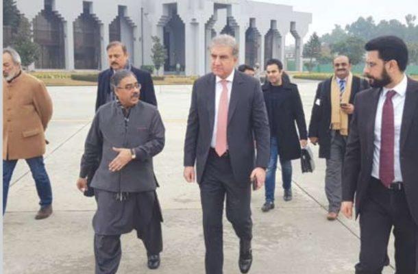 حضور استراتژیک وزیر خارجه پاکستان در تهران