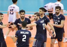 والیبال قهرمانی آسیا  ایران با اقتدار بر بام قاره کهن ایستاد