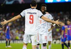 لیگ قهرمانان اروپا| بایرن دوباره بارسا را تحقیر کرد