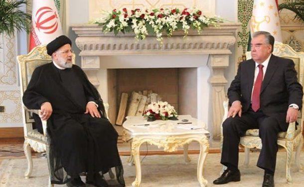 اظهار خرسندی رئیس جمهور تاجیکستان از سفر «رئیسی» به «دوشنبه»