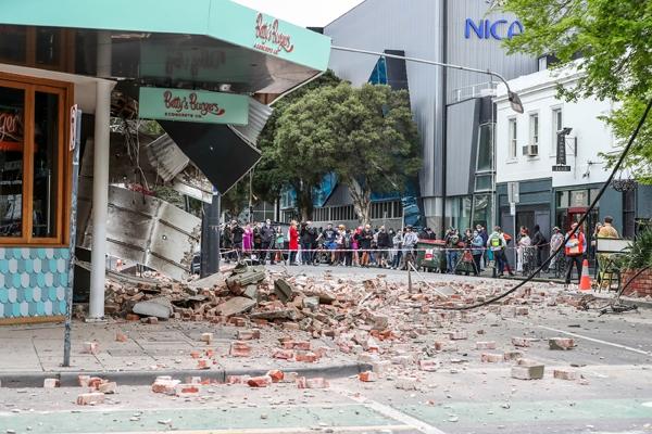 زلزله «ملبورن» استرالیا را لرزاند