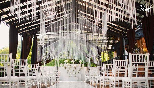 نکات مهم قرارداد با سالن عروسی