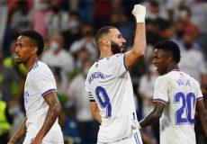 پیروزی رئال، سیتی و لیورپول در شب توقف PSG