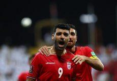انتخابی جام جهانی ۲۰۲۲| صدرنشینی مقتدرانه تیم ملی ایران با شکست امارات