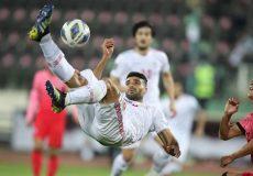 انتخابی جام جهانی ۲۰۲۲ | تیر دروازه مانع برد تیم ملی ایران