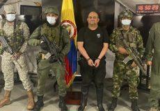 کلمبیا رئیس بزرگترین کارتل مواد مخدر جهان را بازداشت کرد