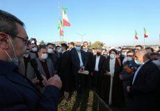 اردبیل میزبان هشتمین سفر دولت/ تأکید بر حمایت از کشت و صنعت